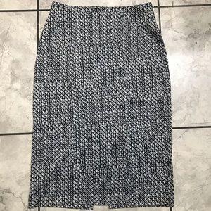 New York & Company Skirts - Pattern Skirt